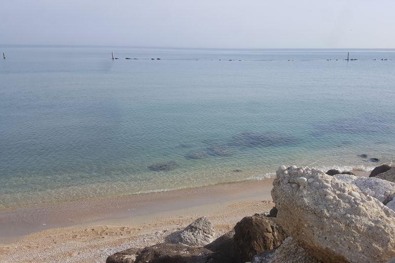 Spiaggia - Residence Acquachiara - Fermo - Marche